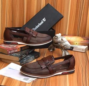 Leather Shoe Sandals | Shoes for sale in Lagos State, Yaba