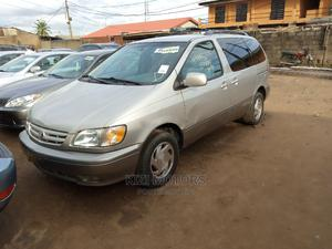 Toyota Sienna 2003 Silver | Cars for sale in Lagos State, Isolo