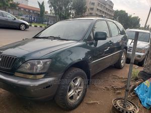 Lexus RX 2000 Green | Cars for sale in Lagos State, Ikeja