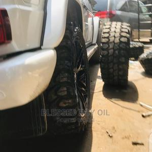 Sold Out the Off Road Rim and Tyre and Still Available | Vehicle Parts & Accessories for sale in Lagos State, Mushin