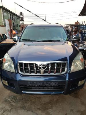 Toyota Land Cruiser Prado 2006 VX Blue   Cars for sale in Lagos State, Surulere