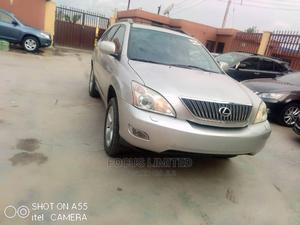 Lexus RX 2006 Silver   Cars for sale in Lagos State, Isolo