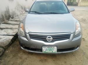 Nissan Altima 2009 2.5 Silver | Cars for sale in Lagos State, Surulere