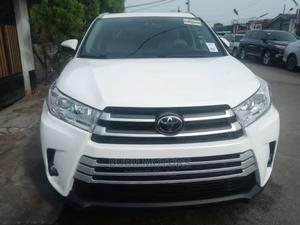 Toyota Highlander 2017 White | Cars for sale in Lagos State, Ikeja