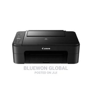 Canon Pixma Ts3140 Aio Wireless Printer Print, Scan Copy | Printers & Scanners for sale in Lagos State, Ikeja