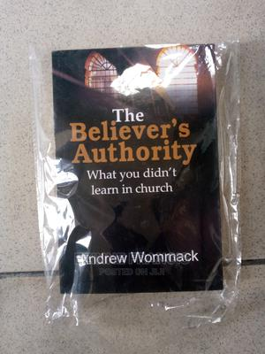 The Believer's Authority   Books & Games for sale in Rivers State, Port-Harcourt