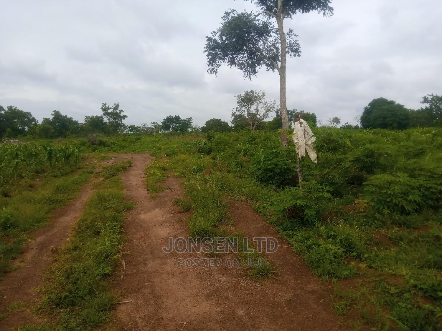 Plots of Land at Checking Point,Airport Ilorin   Land & Plots For Sale for sale in Ilorin West, Kwara State, Nigeria