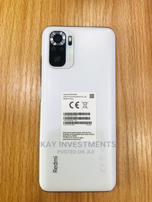 New Xiaomi Redmi Note 10S 128 GB White   Mobile Phones for sale in Lagos State, Ojo