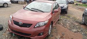 Toyota Corolla 2010 Red | Cars for sale in Imo State, Owerri