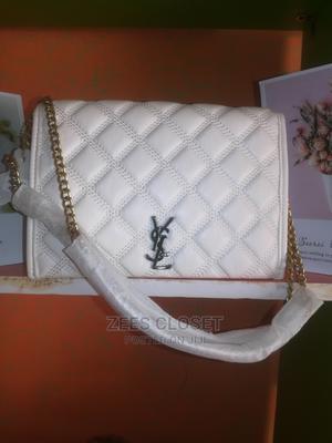 Midi White YSL Bag   Bags for sale in Ogun State, Abeokuta South