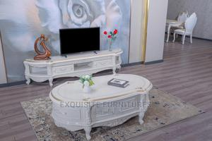 Royal Center Table And Tv Stand   Furniture for sale in Lagos State, Amuwo-Odofin