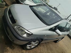 Opel Zafira 2001 Silver | Cars for sale in Lagos State, Ifako-Ijaiye