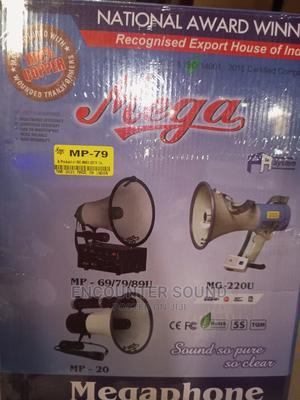 Mega Indian Megaphone Mp-79 | Audio & Music Equipment for sale in Lagos State, Ojo