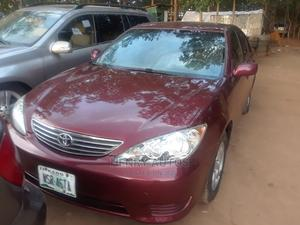 Toyota Camry 2006 Red | Cars for sale in Abuja (FCT) State, Gaduwa