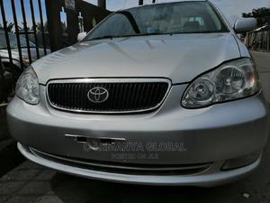 Toyota Corolla 2006 1.8 VVTL-i TS Silver   Cars for sale in Rivers State, Port-Harcourt