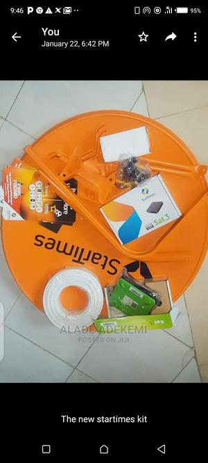 New Startimes DTH Decoder | Accessories & Supplies for Electronics for sale in Oyo State, Akinyele