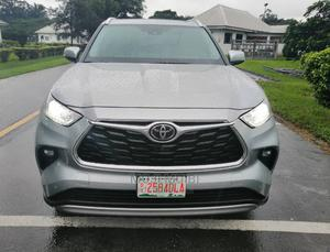 New Toyota Highlander 2020 Silver   Cars for sale in Rivers State, Port-Harcourt