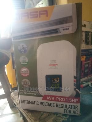 AVR-PRO 1.5kv Gasa Wall Stabilizer | Electrical Equipment for sale in Lagos State, Ojo