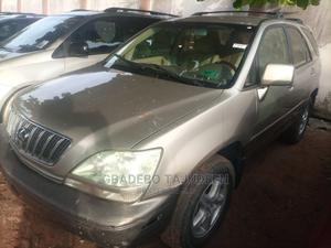Lexus RX 2003 Gold | Cars for sale in Lagos State, Alimosho