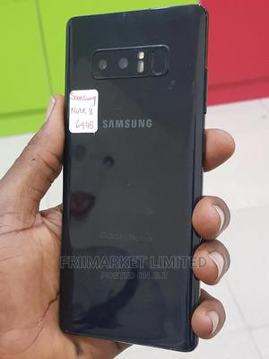 Samsung Galaxy Note 8 64 GB Black | Mobile Phones for sale in Delta State, Isoko