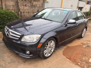 Mercedes-Benz C300 2008 Gray   Cars for sale in Lagos State, Ikeja