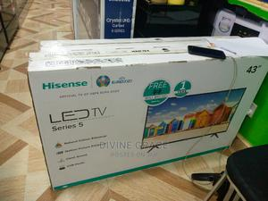 43inches Hisense Tv | TV & DVD Equipment for sale in Abuja (FCT) State, Gwarinpa