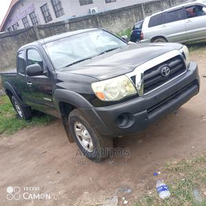 Toyota Tacoma 2008 Black | Cars for sale in Lagos State, Ikeja