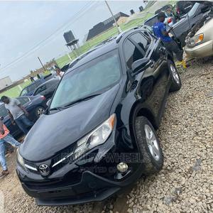 Toyota RAV4 2014 Black | Cars for sale in Lagos State, Agege
