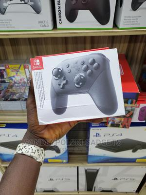 Switch Pro Controller for Nintendo Game | Video Game Consoles for sale in Lagos State, Ikeja