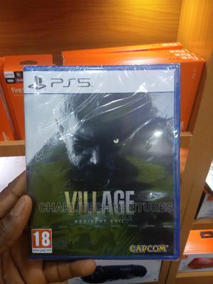 Village Resident Evil for Ps5   Video Games for sale in Lagos State, Ikeja