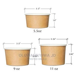Branded Paper Cup Package For Ice Cream And Others | Manufacturing Services for sale in Lagos State, Amuwo-Odofin
