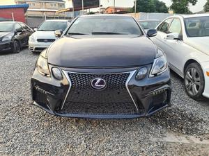 Lexus GS 2007 Black | Cars for sale in Lagos State, Yaba