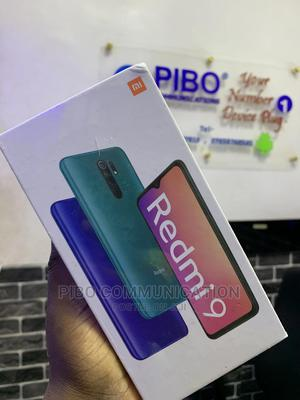 New Xiaomi Redmi 9 64 GB Gray | Mobile Phones for sale in Lagos State, Ifako-Ijaiye