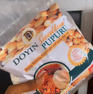 Doyin Swallow Pupuru Cassava Flour | Meals & Drinks for sale in Abuja (FCT) State, Garki 2