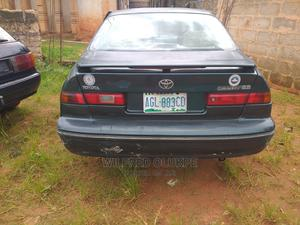 Toyota Camry 1999 Automatic Green | Cars for sale in Edo State, Ikpoba-Okha