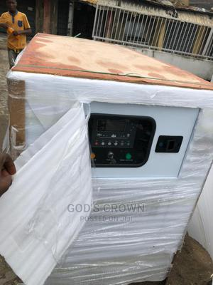 Perkins 30kva Soundproof Diesel Generator   Electrical Equipment for sale in Lagos State, Shomolu