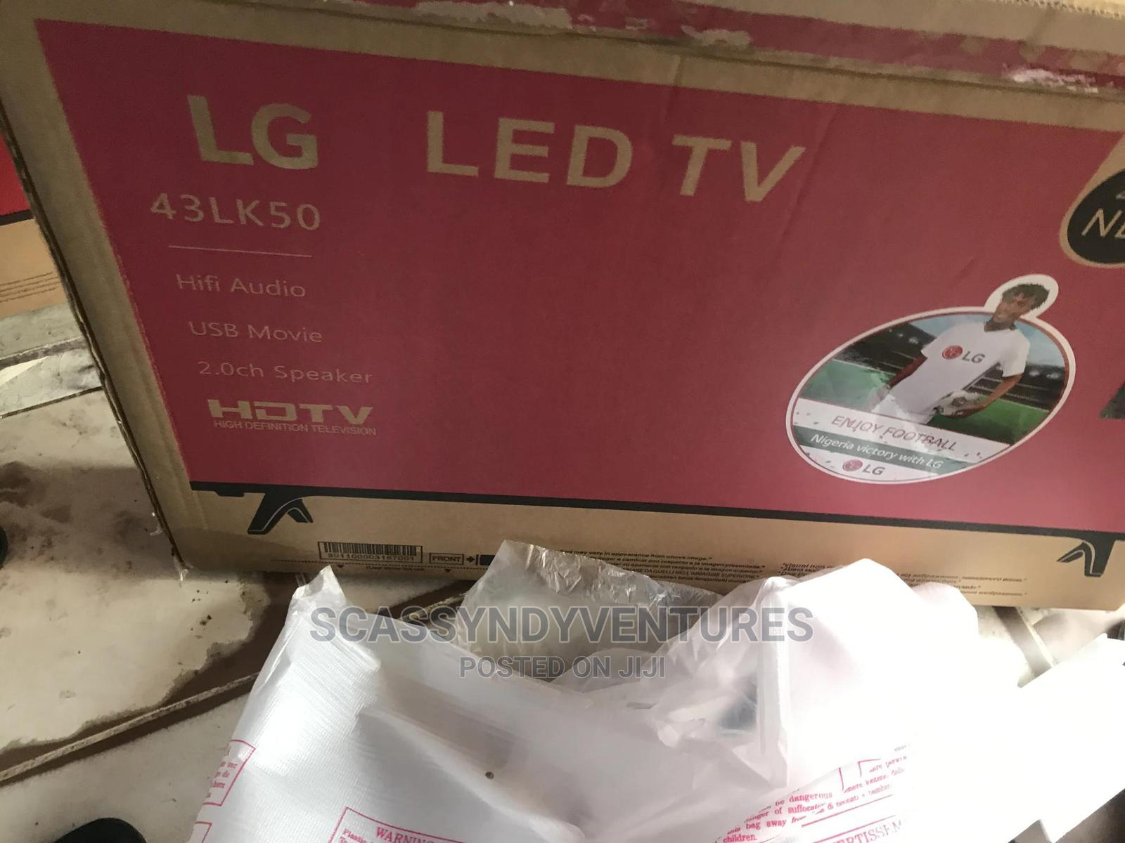 Brand New LG TV 43inches LED Full HD