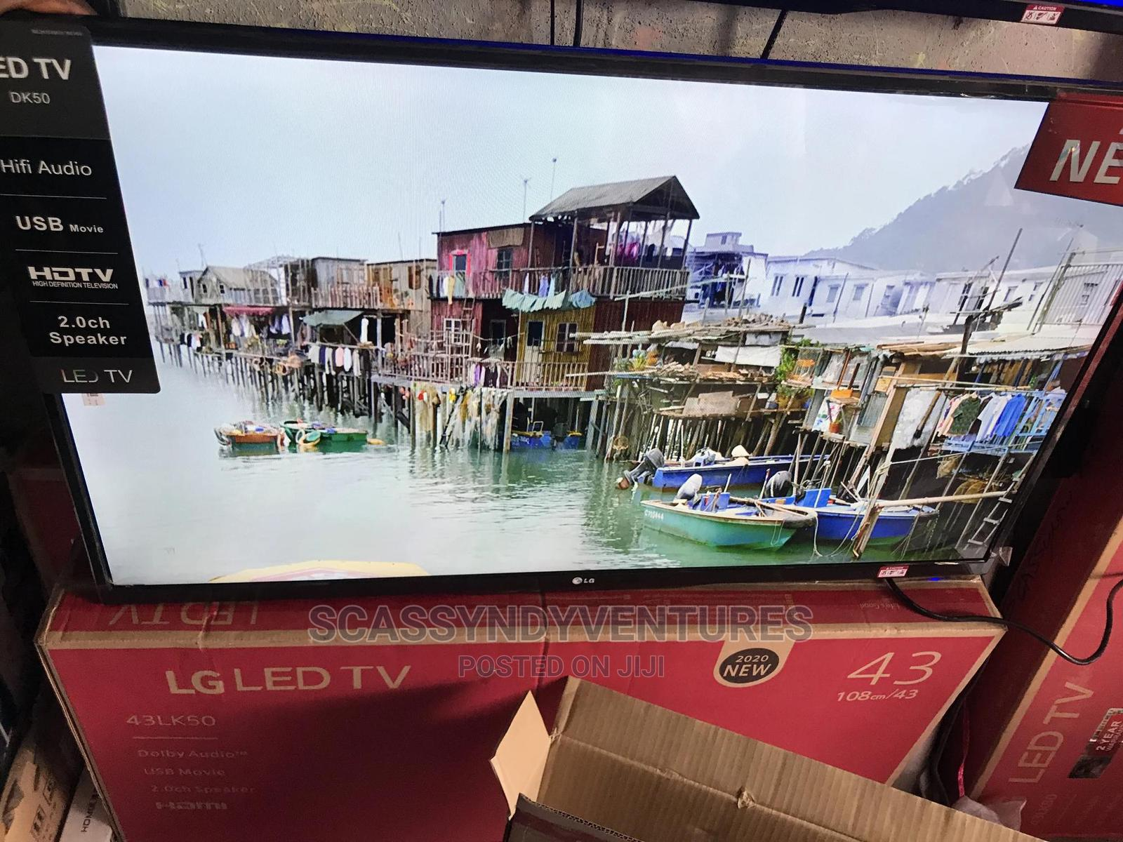 Brand New LG TV 43inches LED Full HD | TV & DVD Equipment for sale in Port-Harcourt, Rivers State, Nigeria