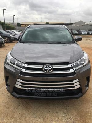 Toyota Highlander 2014 Gray | Cars for sale in Lagos State, Isolo