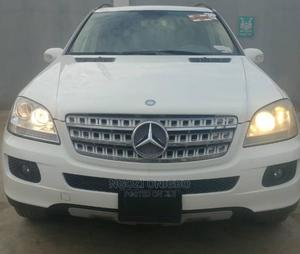 Mercedes-Benz M Class 2007 ML 350 4Matic White | Cars for sale in Lagos State, Gbagada