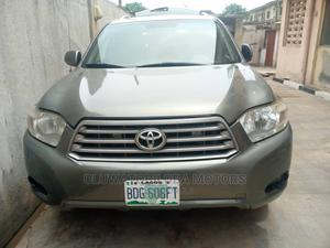 Toyota Highlander 2009 Limited Green   Cars for sale in Lagos State, Alimosho