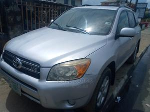 Toyota RAV4 2007 Limited V6 Silver   Cars for sale in Rivers State, Port-Harcourt