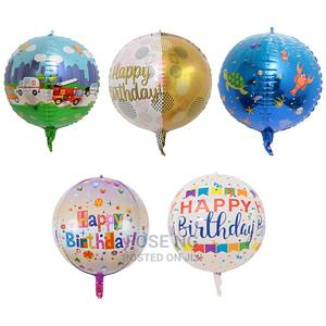 Happy Birthday Party Decoration Foil Balloon | Party, Catering & Event Services for sale in Lagos State, Yaba