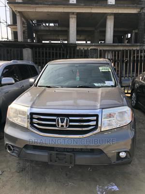 Honda Pilot 2012 Gray   Cars for sale in Rivers State, Port-Harcourt