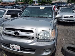 Toyota Sequoia 2007 Gray   Cars for sale in Lagos State, Apapa