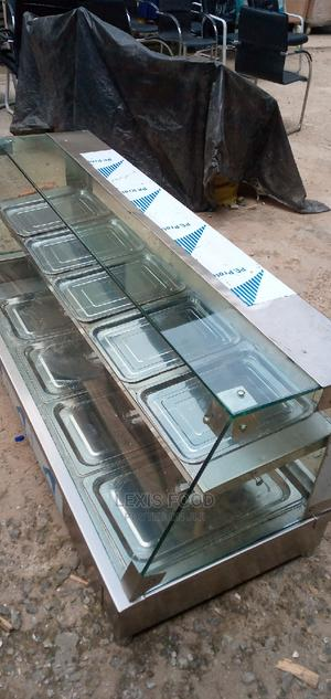 Stainless Steel Food Warmer   Restaurant & Catering Equipment for sale in Lagos State, Ojo