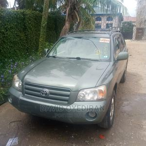Toyota Highlander 2005 V6 Green | Cars for sale in Lagos State, Alimosho