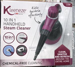 Kleeneze KL0573 10 in 1 Handheld Steam Cleaner for Chemical | Home Appliances for sale in Lagos State, Ojo