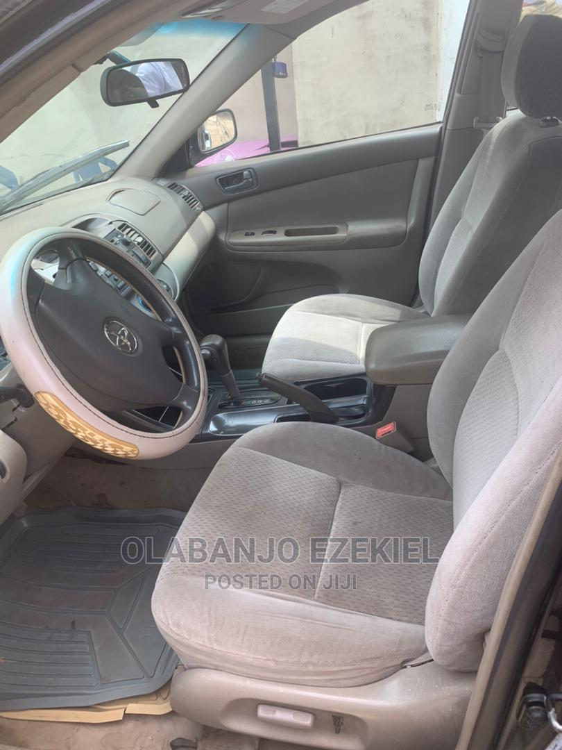 Toyota Camry 2003 Black | Cars for sale in Ikeja, Lagos State, Nigeria
