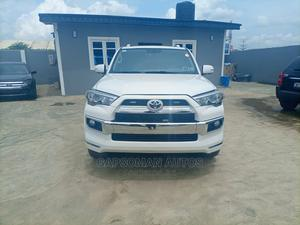 Toyota 4-Runner 2018 White | Cars for sale in Lagos State, Ifako-Ijaiye